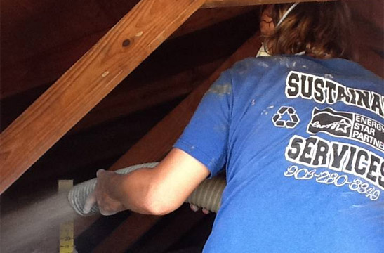 Residential Slide – Insulation and Sealing
