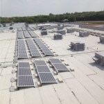 50.96 kW roof mount commercial system at an elementary school