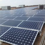 50.96 kW roof mount commercial system at a high school