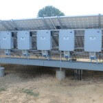 Inverters for 43 kW ground mount system
