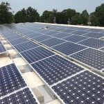 94.07 kW roof mount commercial system