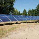10.26 kW ground mount system